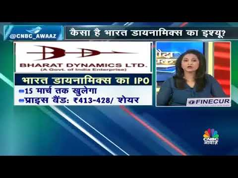 Bharat Dynamics Limited IPO  Review