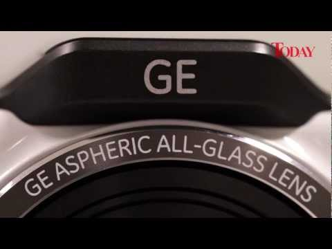 The GE G100 Camera