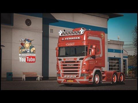 Scania Verbeek 1.24.x