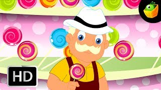 Lolly pop - English Nursery Rhymes - Animated/ Cartoon Songs For Kids