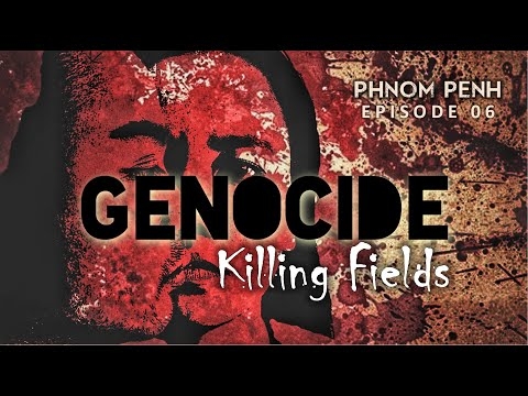 Cambodian KILLING FIELDS (Choeung Ek Genocidal Center) | Phnom Penh Ep 6
