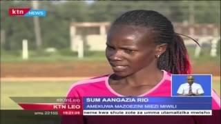 Eunice Sum Bingwa Wa Dunia Ajiandaa Kwa Olimpiki Makala Ya 2016