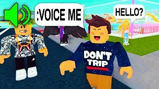 VOICE CHAT TROLLING WITH ADMIN COMMANDS IN ROBLOX!