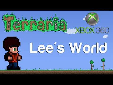 Lee - Part 63 - http://youtu.be/GriLEtzxYqM Welcome to my Let's Play of the Xbox 360 Edition of Terraria. In this series I will learn how to play the game while I ...