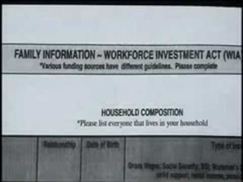 Youth @ Work Summer Job Application 2010 Part 1
