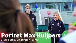 Portret Max Kuijpers