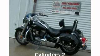 1. 2008 Suzuki Boulevard C90 Black Features, Walkaround