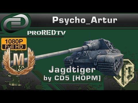 Jagdtiger by CD5 [HOPM]