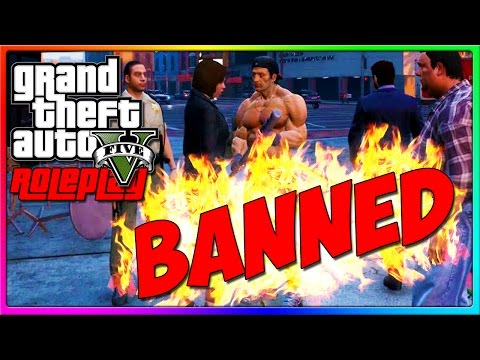GTA 5 Roleplay - DELUXE 4 GOT BANNED! | GTA 5 RP Funny Moments