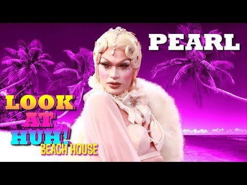 PEARL On Look At Huh! Beach House - Part 1