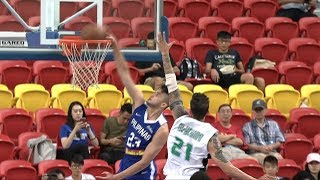 Gilas Pilipinas bounces back by taking out Iraq for their fourth win! Check out more of Sports5! Website: http://www.Sports5.ph ...