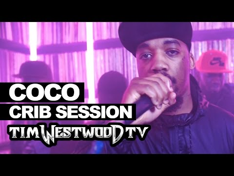 COCO & FRIENDS FREESTYLE | WESTWOOD CRIB SESSION @TimWestwood @TheCocoUK