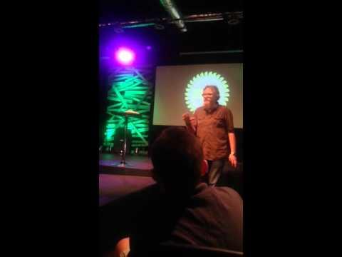 John Sweet @Crossroads Wired (видео)