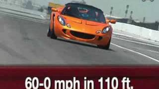 2008 Lotus Elise SC @ The Track