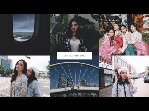 KOREA VLOG ♡ เที่ยวเกาหลีครั้งแรกกับ RADA x KTO 2017 | nurseryus