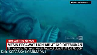 Video Mesin Pesawat Lion Air Ditemukan MP3, 3GP, MP4, WEBM, AVI, FLV November 2018