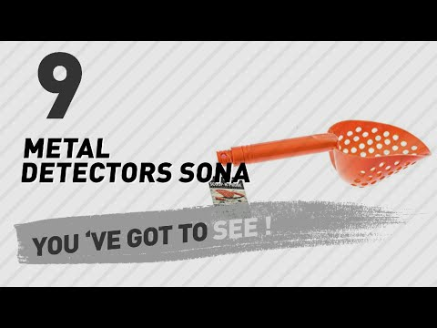 Metal Detectors Sona // New & Popular 2017