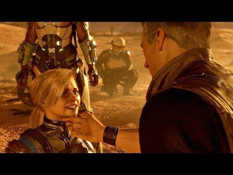 MORTAL KOMBAT 11 - Death of Sonya Cutscene (MK11 2019) PS4 Pro - Thời lượng: 14 phút.