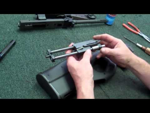 Gunsmithing Disassembly: FN PS90 (Gunworks)