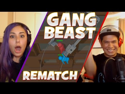 wife - A husband and wife challenge each other in different games! Today we play Gang Beast! Who do you think will WIN?! What should we play next?! Play Gang Beast here: http://www.indiedb.com/games/gan...