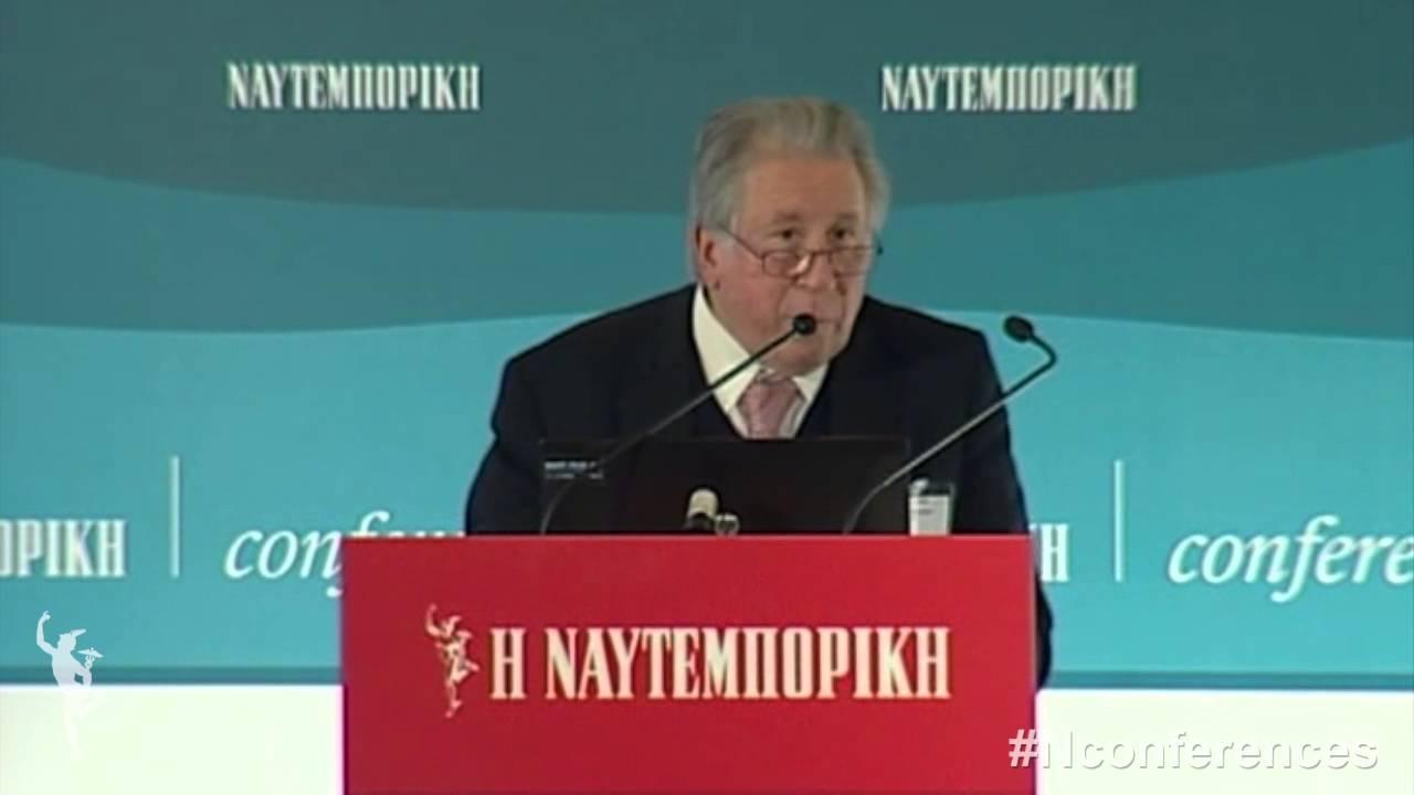 Δρ  Γεώργιος Γράτσος, Πρόεδρος, Ναυτικό Επιμελητήριο Ελλάδος