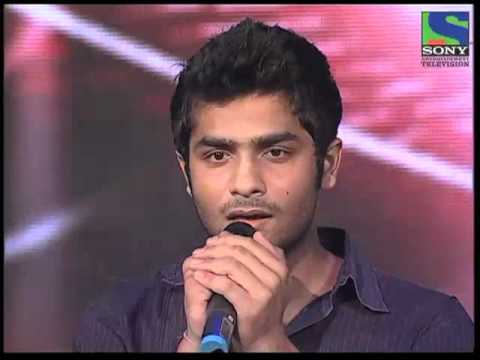 X Factor India - Nishant Gadhoke's Flamboyant Singing On Deewana - X Factor India - Episode 1 -  29th May 2011