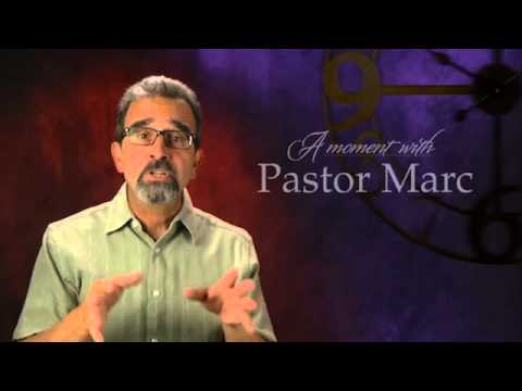 "A Moment with Pastor Marc #17<br /><strong>""Jehovah Rapha - The God That Heals""</strong>"