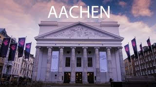Aachen Germany  city photos gallery : Aachen - City of Spring in 4K