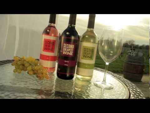 Druhé nejlevnější víno