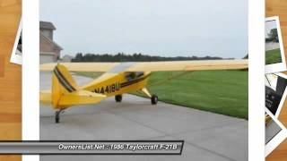 Foristell (MO) United States  City new picture : 1986 Taylorcraft F-21B GM104