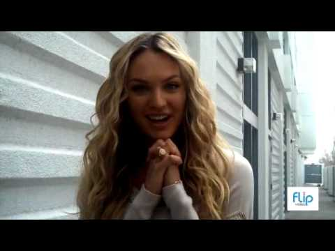 Dating advice from Tina Fey. Big changes at Elle. Candice Swanepoel's Victoria Secret ...