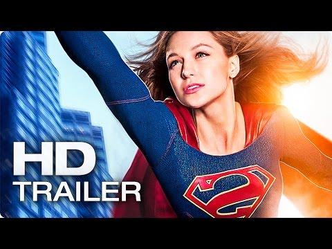 SUPERGIRL Official Trailer (2016)