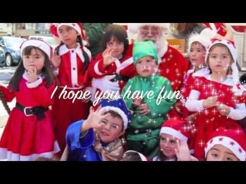 John Lennon Happy Xmas (War is Over) with lyrics