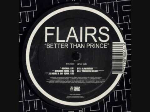 Flairs - truckers delight (Alex Gopher remix) (видео)