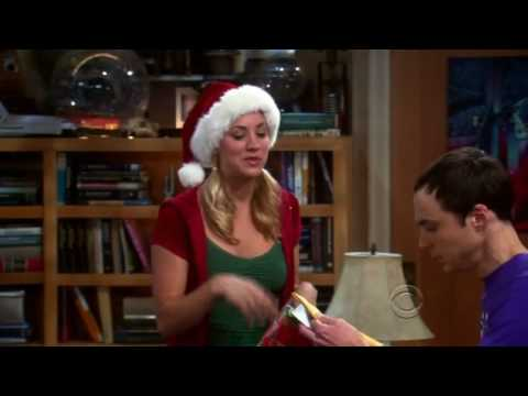 Gift - A little background... Earlier in the episode, Sheldon planned to have multiple presents ready for Penny so he could give her a present equal in value to the...