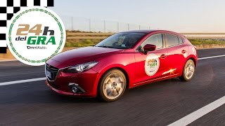 Mazda 3 1.5 diesel | La nostra 24 Ore del GRA - Video Test