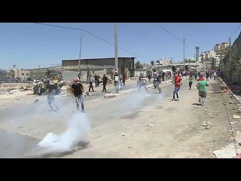 Δ.Όχθη: Νεκρός Παλαιστίνιος από πυρά Ισραηλινών στρατιωτών