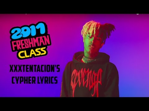 Video XXL Freshman cypher XXXTENTACION's part only Lyrics video download in MP3, 3GP, MP4, WEBM, AVI, FLV January 2017