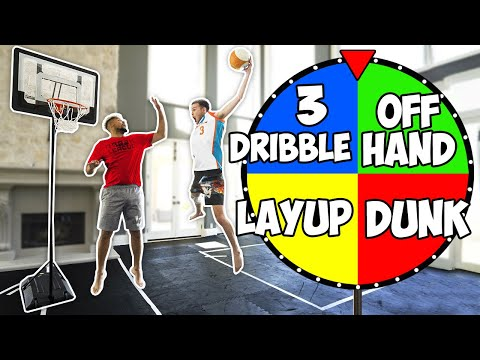 1 V 1 Spin The Wheel Mini hoop Tournament With 2HYPE!