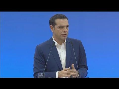 Αλ. Τσίπρας: H Ελλάδα μπορεί να σταθεί στα πόδια της και να πάει μπροστά