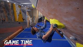 Playing Emil's Favorit Game! by Eric Karlsson Bouldering