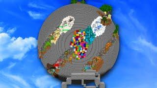 Minecraft: Parkour Planet