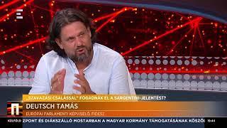 Deutsch Tamás, ECHO TV – 2018. szeptember 6.