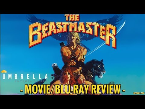 THE BEASTMASTER (1982) - Movie/Blu-ray Review (Umbrella Entertainment)