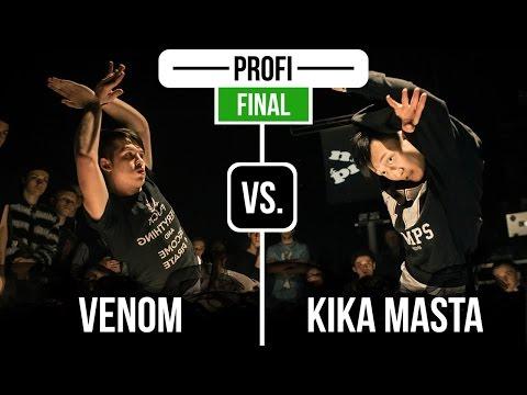 Venom vs. Kika Masta • FINAL • Profi • Move&Prove 2015 OG edition (видео)