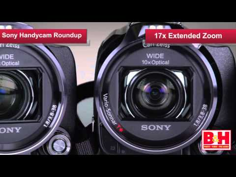 Sony HDR Series Handycams