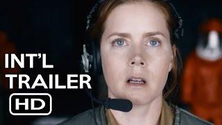 Arrival Official International Trailer #1 (2016) Amy Adams, Jeremy Renner Sci-Fi Movie HD by Zero Media