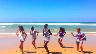 Dif'Fuzion - Choreography by Orely - Mavado - Caribbean Girls (2)