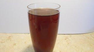 طريقة عمل مشروب الخروب المركز فى الطعم و اللون بدون اضافات - Carob juice