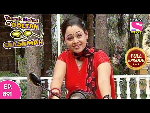 Taarak Mehta Ka Ooltah Chashmah - Full Episode  891 - 2nd January, 2018